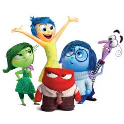 pics of inside out characters how pixar picked the 5 emotions of inside out s