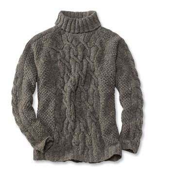 High Quality Imported Clothes Yellow Grey Soft Knit Sweater Wanita donegal wool turtleneck sweater donegal cable turtleneck
