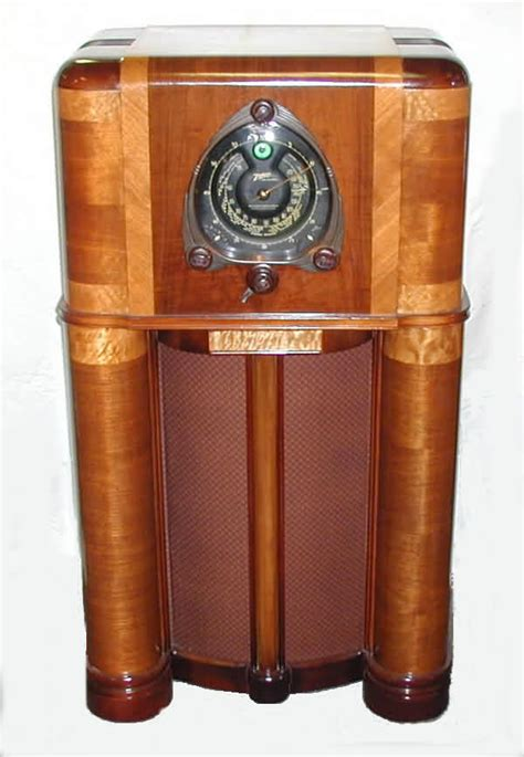 antique radio vintage zenith radios has