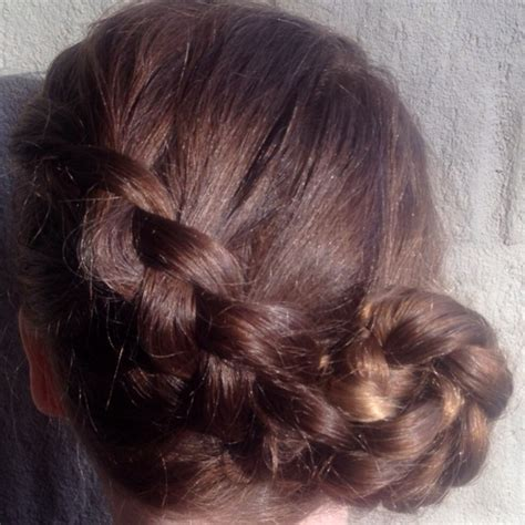 katniss hairstyle school hairstyle dutch quot katniss quot braid into bun