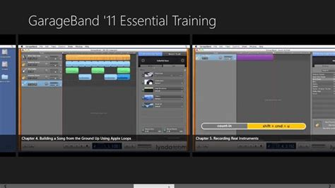 Garageband Classes Learn Garageband 11 Produce Essential