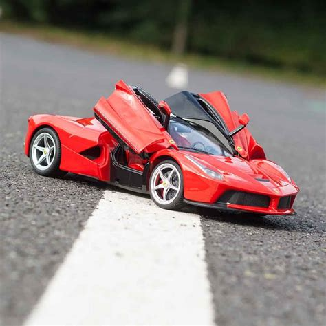 Ferrari R C 1 14 laferrari cherry red ferrari rc toy for rc car fans