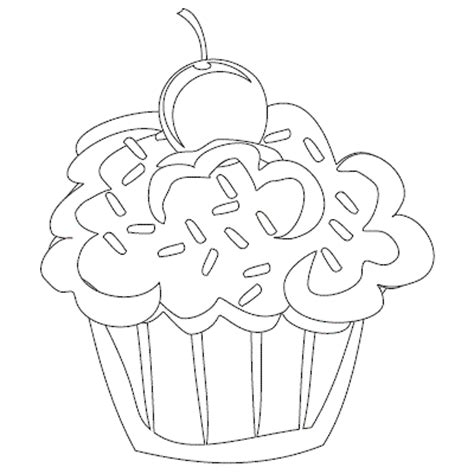 cupcake color awesome cupcake coloring pages with cupcake