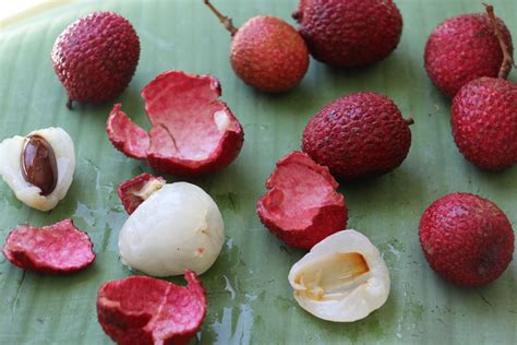 Peeled Lychees Suwannee