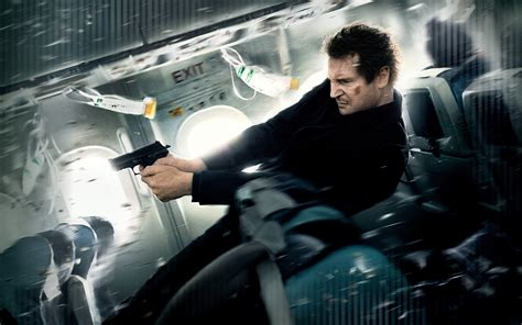 film action liam neeson terbaik first clip from liam neeson s non stop geektyrant