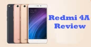 Redmi 4a Redmi 4a Review A1facts