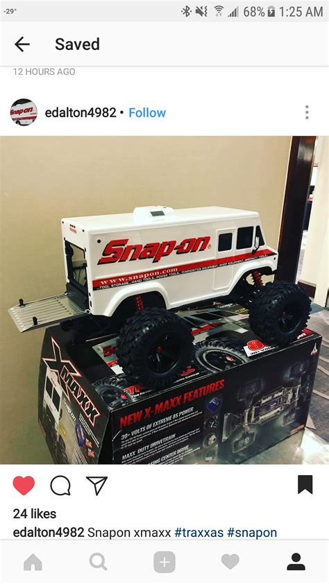 Snap On Giveaway - another new snap on x maxx