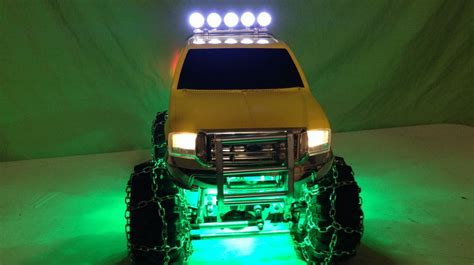 how to install led lights on a rc truck rc essential