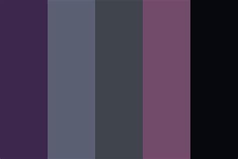 what color is hematite rainbow hematite 2 color palette