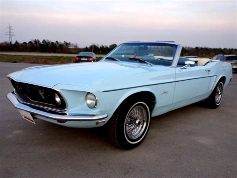 Auto Lackieren Typisieren by Ford Mustang V8 Cabrio Classics Reloaded