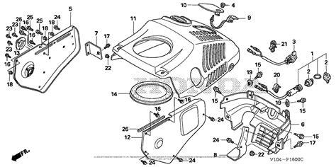 honda parts diagrams honda hs520 parts diagram blade set honda auto wiring