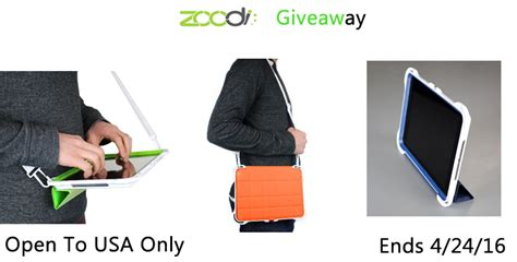 Free Ipod Giveaway - zoodi hands free ipad case giveaway mom blog society