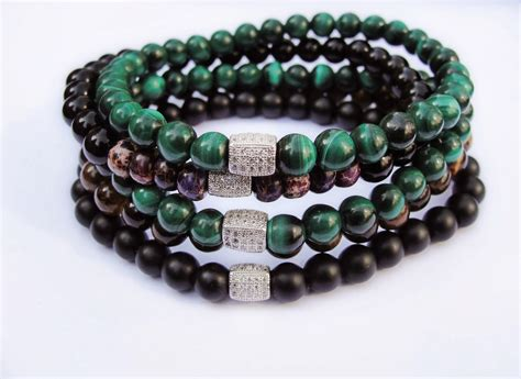 bead bracelets for guys bigger is not always better boybeads on beaded
