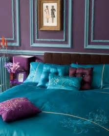 teal and purple bedroom purple and teal bedroom guest room office pinterest