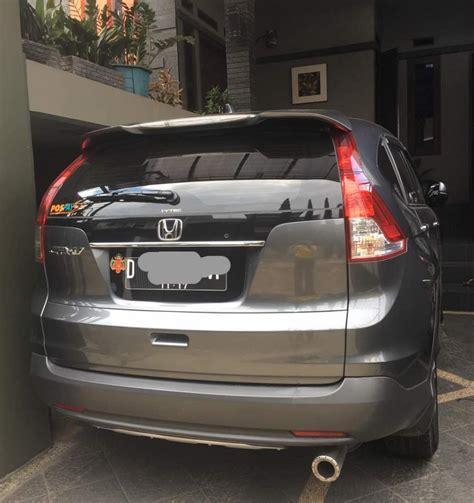 Accu Mobil Honda Crv cr v dijual honda crv 2 4 ivtec all new mobilbekas