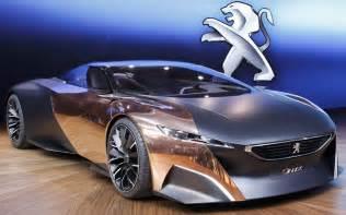 Peugeot Auto La Peugeot Onyx Obtient Le Titre De Best Concept Par