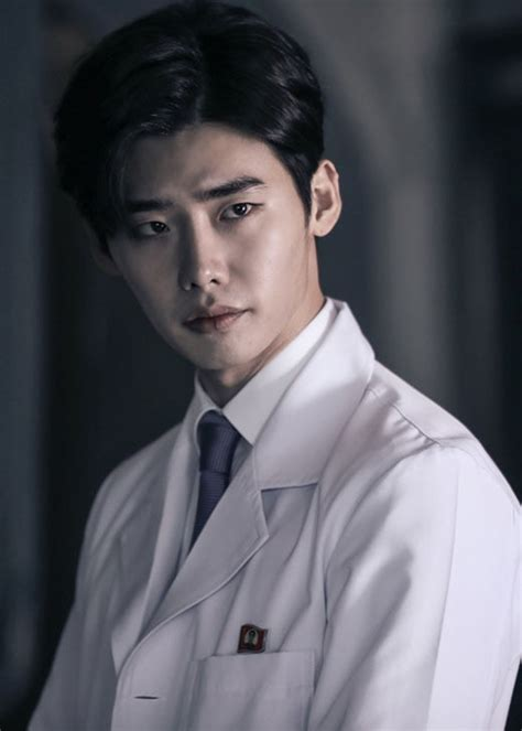 drama lee jong suk doctor lee jong suk is a brooding north korean doctor in new