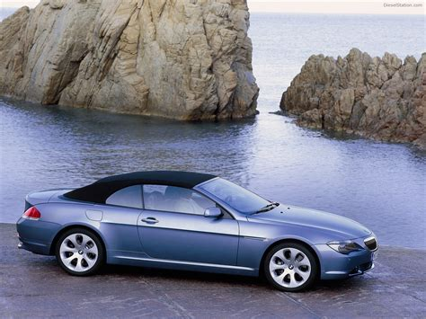 2004 Bmw 645ci Convertible by Bmw 645ci Convertible 2004 Car Picture 25 Of 59