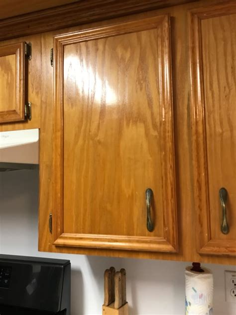 paint or stain kitchen cabinets stain or paint for kitchen cabinets