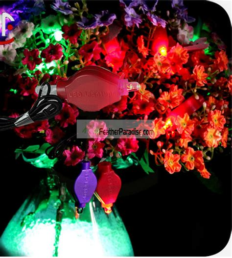 floral lights for vases wholesale led submerged floral lights floralytes 12