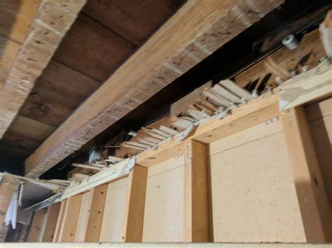 drywall how to deal with lath and plaster over top plate