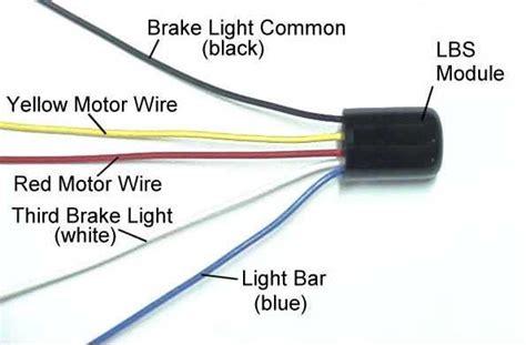 third brake light wiring diagram efcaviation
