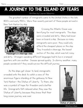 sle of immigrant card ellis island template immigration literacy resources to teach about immigration