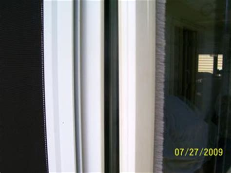 Weather Stripping For Sliding Glass Door Bugstrip For Sliding Screen Door