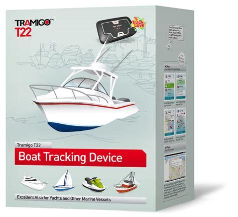 boat tracker tramigo t22 boat