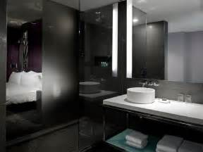 hotel bathroom designs modern design w hotel atlanta 10 photos my modern met
