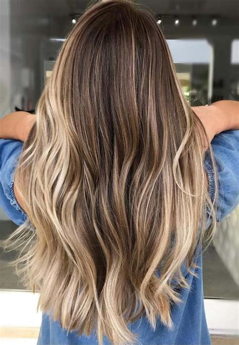 balayage hair colors for 2018 best hair color ideas trends in 2017 2018 20 best balayage ombre hair color trends for 2018 styleschannel