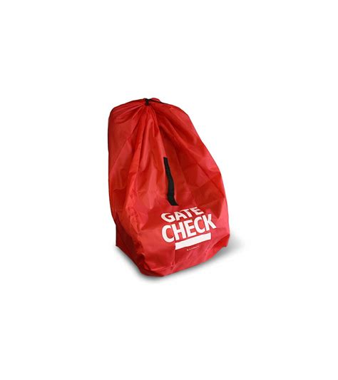car seat gate check jl childress airport gate check car seat bag in