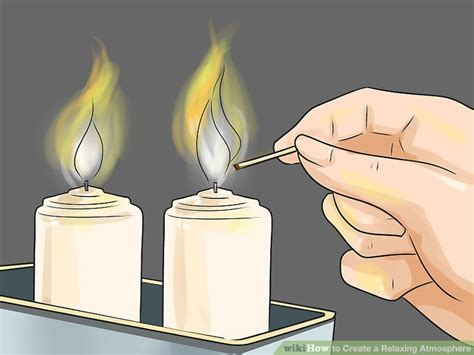 how to create a relaxing atmosphere in your bathroom home bunch 3 ways to create a relaxing atmosphere wikihow