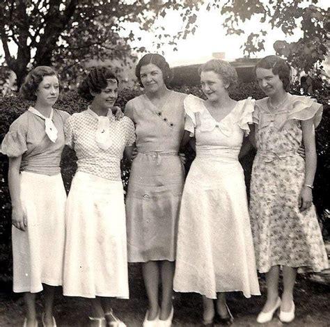 everyday women in their 30 мода 1930 х годов вся суть в деталях ярмарка мастеров