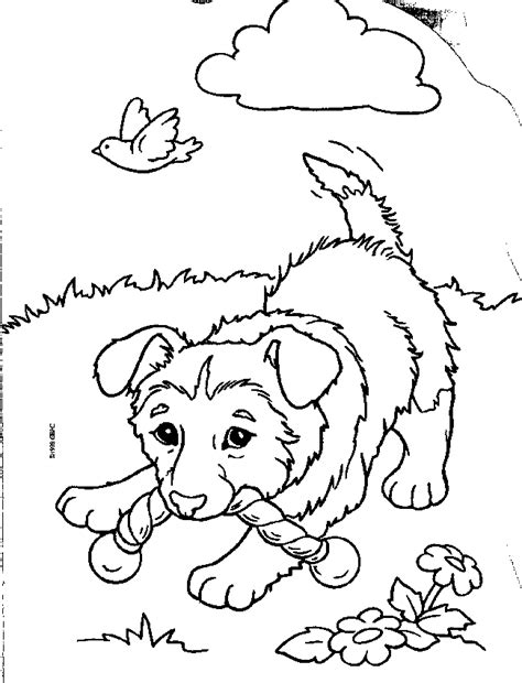 puppies coloring pages coloring pages to print