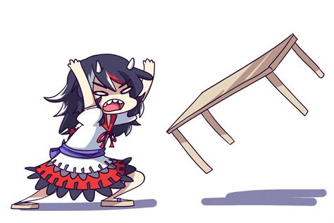 table flipping intensifies flipping tables