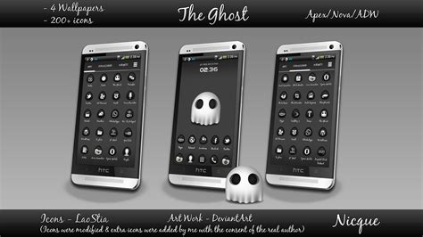 nova launcher themes windows 7 the ghost nova apex adw theme android apps on google play