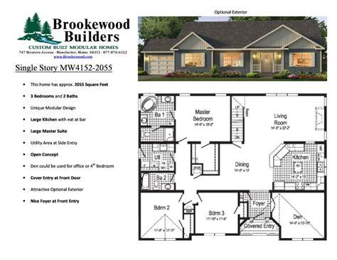 Modular Home Floor Plans Houses Flooring Picture Ideas