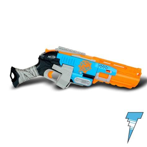 Gun Nerf Strike Sledgefire Clip Adaptor For Nerf Strike Sledgefire