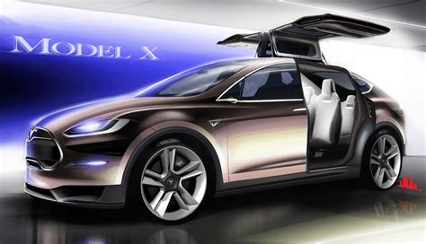Tesla Model X Delivery Tesla Model X Deliveries On Track For September Ecomento