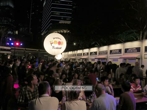 new year singapore 2016 events singapore food festival 2016 annual food event that