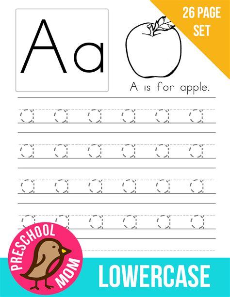 Alphabet Lower Letters Printable