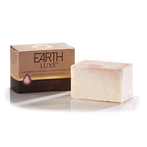 Handmade Soap Canada - bulgarian lavender handmade soap earth luxe canada