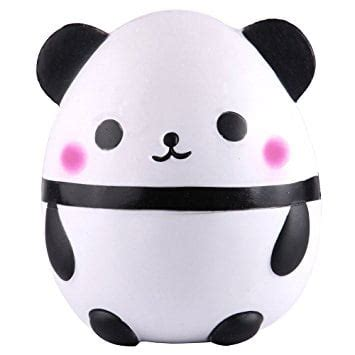 Panda Egg Squishy top 10 most cutest squishies of all time my personal list