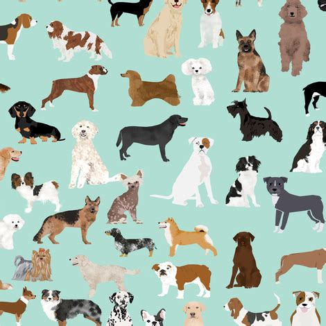 best material for dogs dogs mint design best breed fabric design pattern dogs fabric