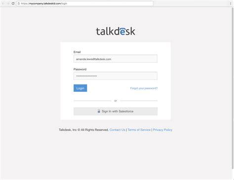 Www Desk Login by Callbar App For Desk Talkdesk Support