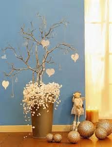 como decorar chamizos o arboles secos para navidad icono interiorismo arboles de navidad hechos con ramas secas