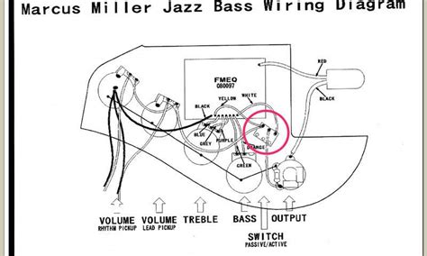 fender deluxe active jazz bass wiring diagram