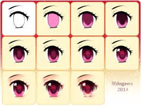 anime eye color meaning anime eye step by step by ledogawa on deviantart