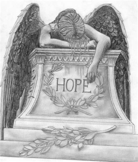 angel of grief tattoo by derdygirl on deviantart angel of grief by lisellemorrow on deviantart